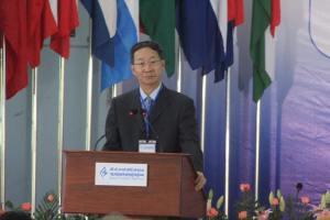 တရုတ်ပြည်သူ့သမ္မတနိုင်ငံ နိုင်ငံခြားရေးဌာန၏ အာရှရေးရာအထူးသံတမန် Mr. Sun Guoxiang(MNA)
