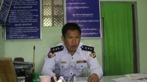 မော်တော်ယာဉ်ထိန်းသိမ်းရေးအဖွဲ့ ဒုရဲမှုး ဌေးရွှေ(GS)