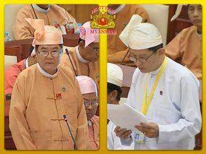 မော်လမြိုင်-ရေး-ထားဝယ်ဓါတ်အားလိုင်းနှင့် ဓါတ်အားခွဲရုံးစီမံကိန်းကိစ္စ လွှတ်တော်၌မေးမြန်း(ပြည်သူ့လွှတ်တော်)