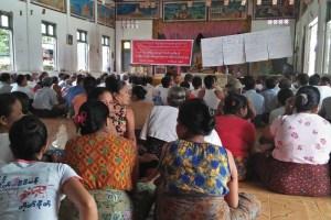 မီးတာခတိုးမြှင့်ကောက်ခံခြင်းကိစ္စ တွေ့ဆုံဆွေးနွေးပွဲ (MNA)