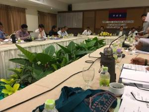UNFC တိုးချဲ့အစည်းအဝေး၊ ချင်းမိုင်မြို့(MNA)