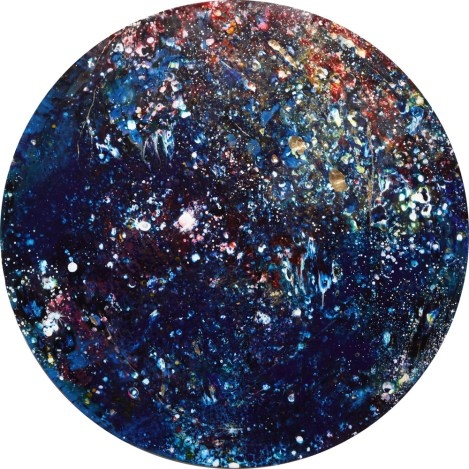 Michele Schuff, Callisto (Blue)