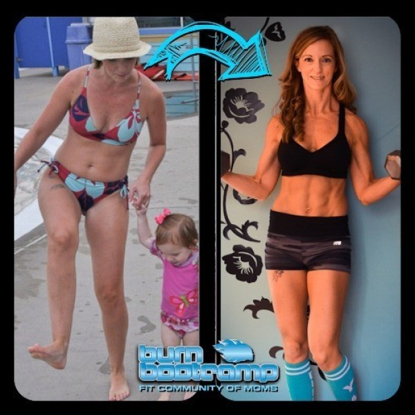 Personal Training Fitness Bootcamp - Burn Bootcamp™