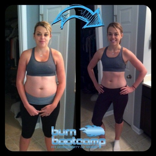 Cortney Balicki Burn Bootcamp Cornelius Weight Loss Story