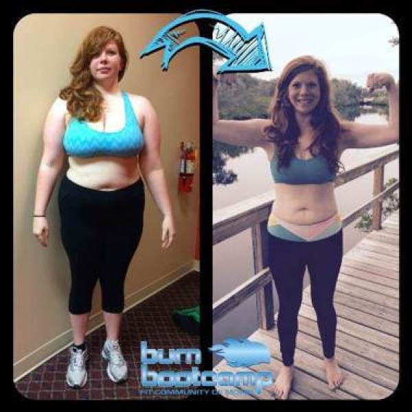 Nicole Anthony Burn Bootcamp Weight Loss Story
