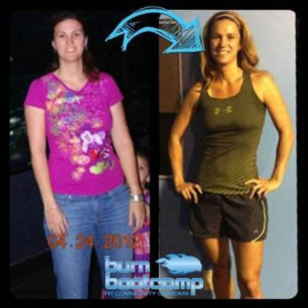 Ozlem Cankurtaran Burn Bootcamp Huntersville Weight Loss Story