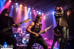 Record Release Show Sektor E Dresden Oktober 2016