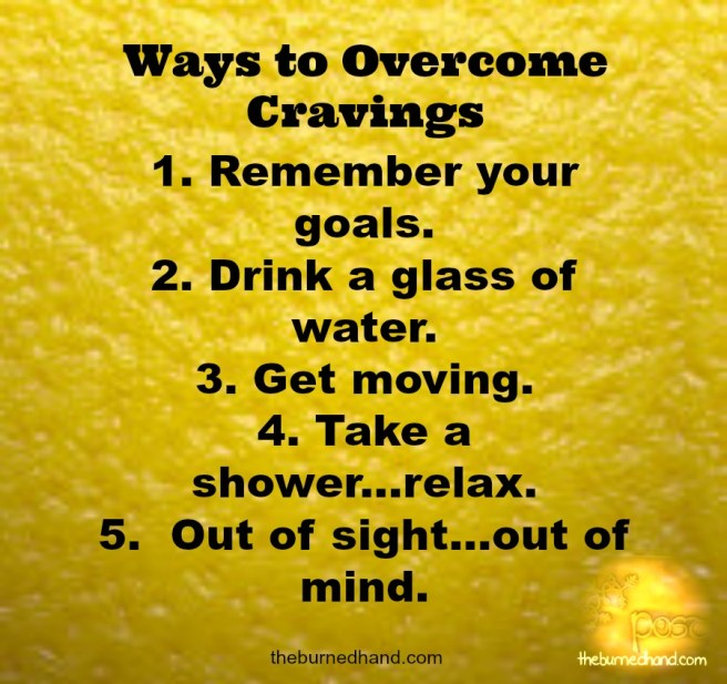 Overcome Cravings