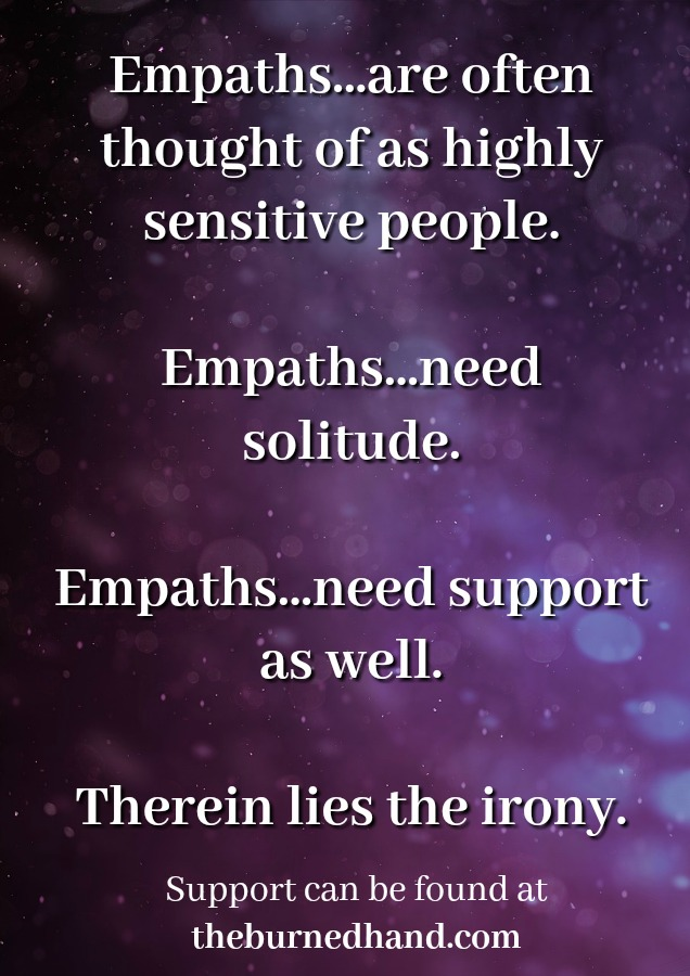 Read more for 5 self-care tips for the empath
