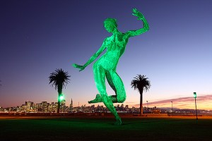 Bliss Dance, Treasure Island. Artist: Marco Cochrane