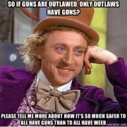 guns outlawed wonka