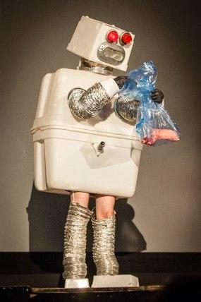 RT, the Robot Teacher -- PHOTO: AoB