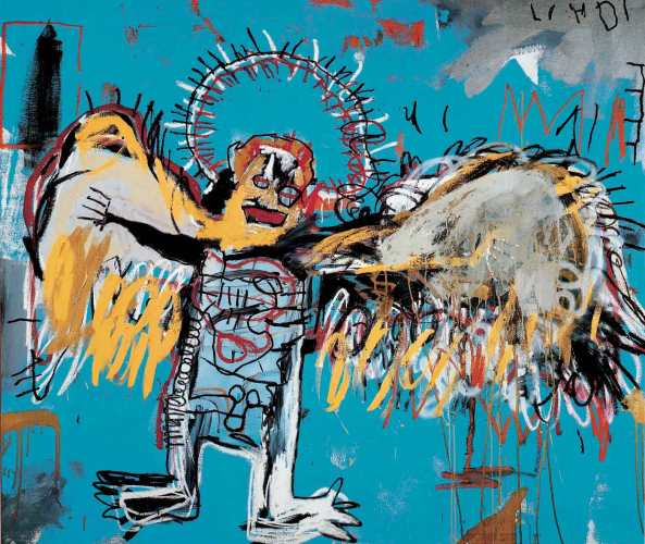 Fallen Angel, Basquiat 1981