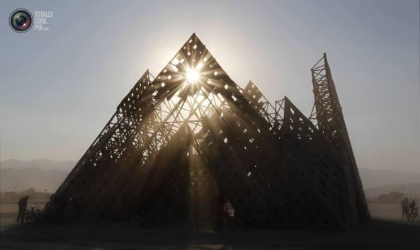 The Cradle of MIR, Burning Man 2013