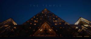 already alive the temple