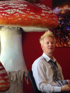 Will Chase, Burning Man's Minister of Propaganda