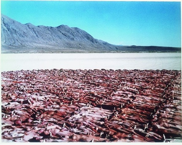 Artist: Spencer Tunick. Year Unknown.