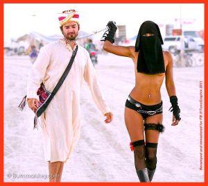 burqa girl