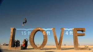 parkour Love