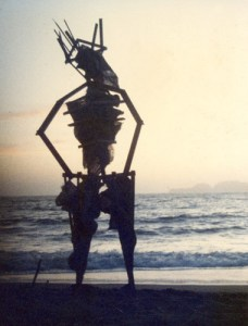 satan man 1986 baker beach