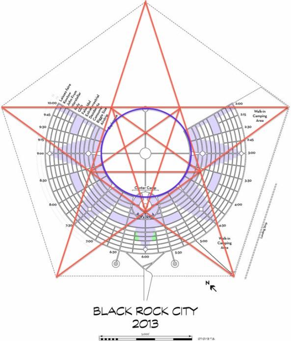 2013 double pentagram