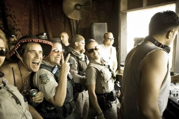 The cops love Distrikt. Photo: Samantha Fielding