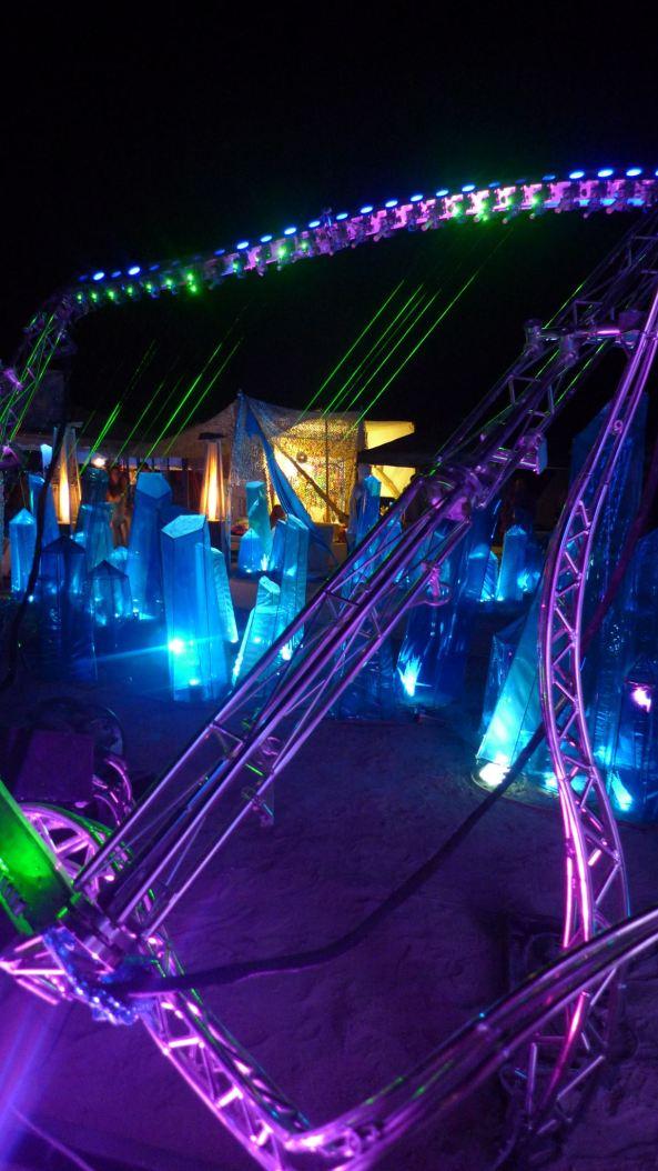 2014 laser harp psyclone tp