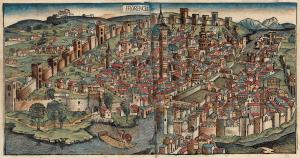 Florence, 1493. Image: Wikipedia