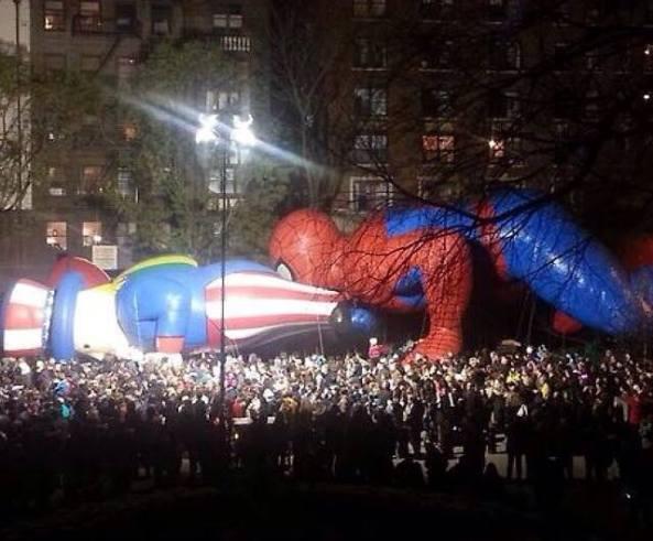 spiderman uncle sam