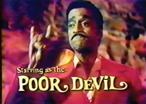 Sammy starred in this 1973 TV series. Image: VICE