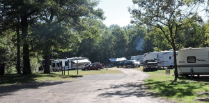 Voyager Campground, Danbury, WI