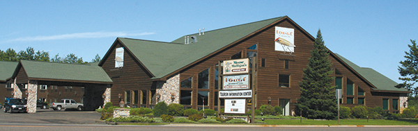 The Lodge at Crooked Lake, Siren, WI