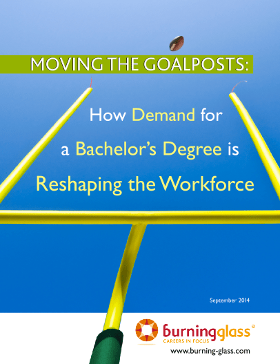 Moving the Goalposts Report Cover