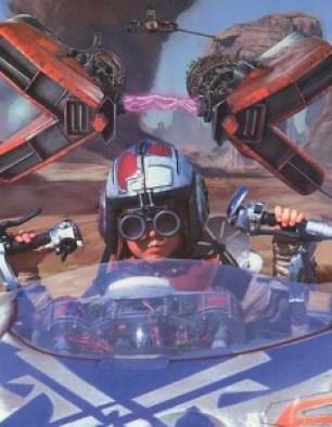 Anakin Skywalker podrace, Episode I