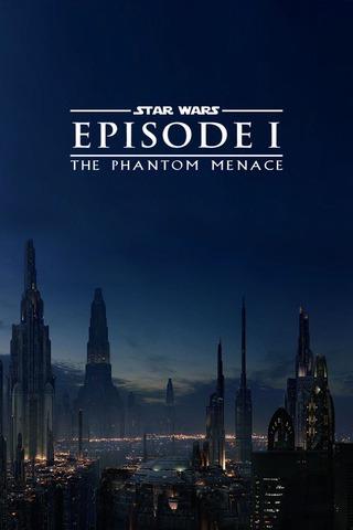 Star Wars The Phantom Menace: Coruscant poster