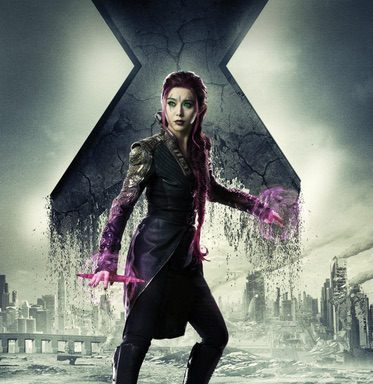 X-Men Days of Future Past: Blink poster