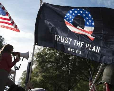 Q-Anon: Trust the Plan