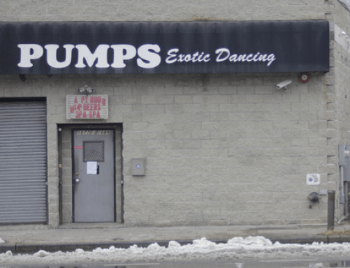 The Pumps logo will spread to Rockaway for the summer