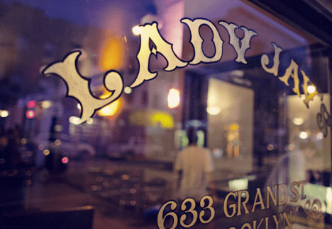 Lady Jay's is part of the string of bars on Greek row