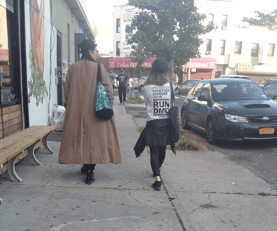 The dream of the 1980s is alive in Bushwick