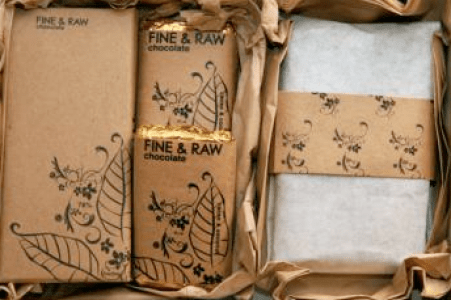 Standard Fine & Raw packaging