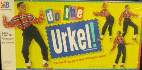 Do the Urkel was a loose inspiration for The Gentry