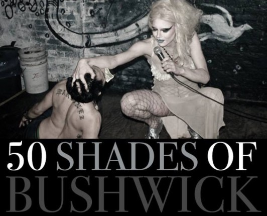 Promo poster for 50 Shades of Bushwick