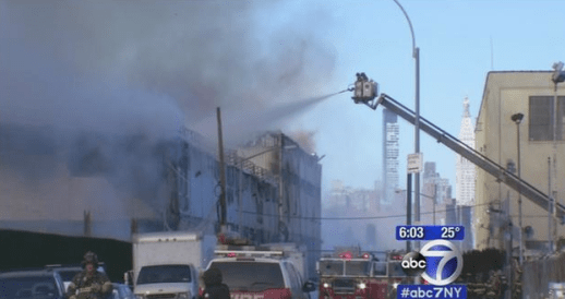 The fire caused a massive uproar in the Williamsburg neighborhood and has been traced to a Bushwickian's cigarette lighter