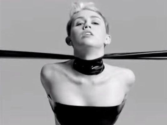 Miley's Bushwick cameo.
