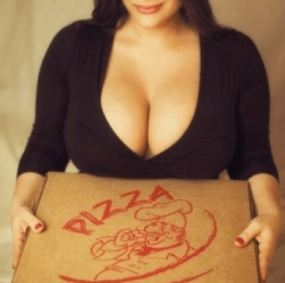 Castrate plans to set up a delivery service with big-titted women as the delivery people