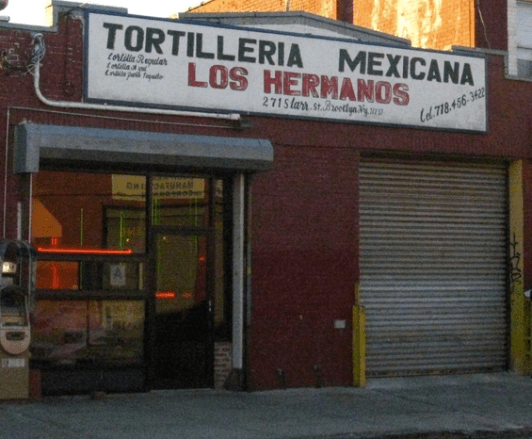 The formerly unassuming Los Hermanos