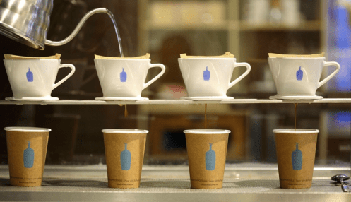 Blue Bottle may be a little too meticulous for most Bushwickians