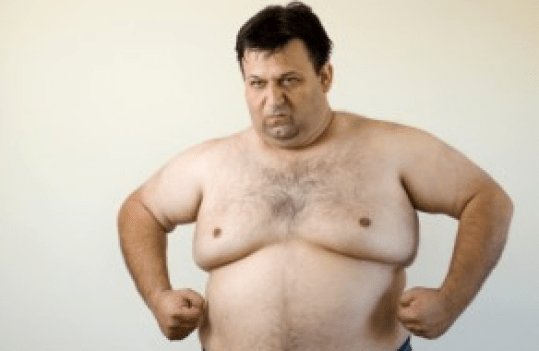Eating Dad Bod gave this man mor bod than he bargained for