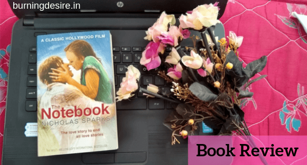 Book Review of The Notebook by Nicholas Sparks